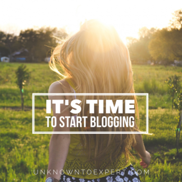 4 tips to make blogging easier