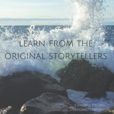 What you can learn from ancient storytelling