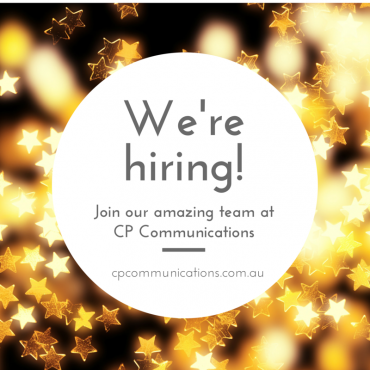 PR Consultant position available